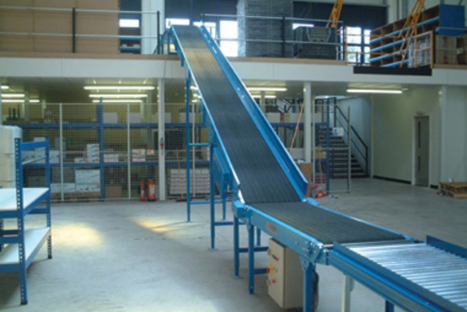 Belt-conveyor